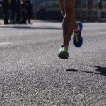初心者がハーフマラソンを週2~3回のランで2時間で走る練習方法。