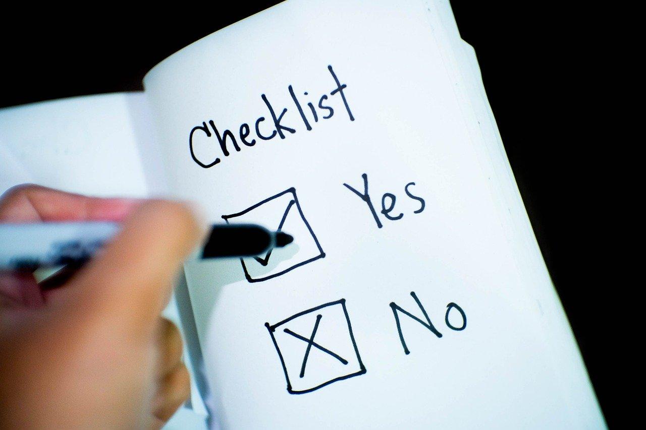 エクセルより便利OneNoteでチェックリストを作成しよう。
