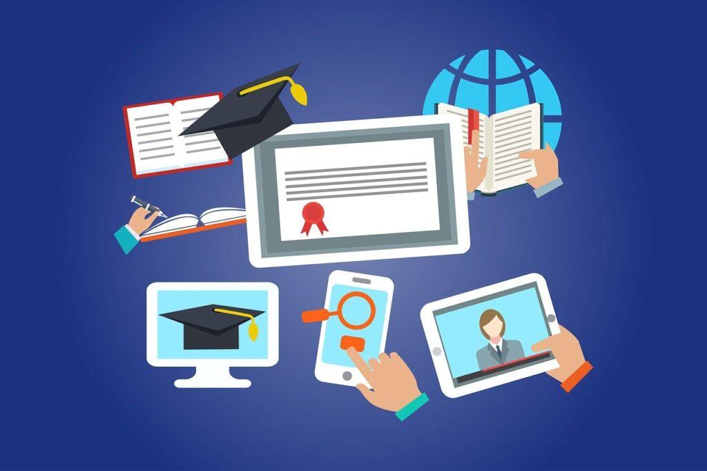 通勤中や休憩中にながらでできる、おすすめ勉強法3選を紹介!title
